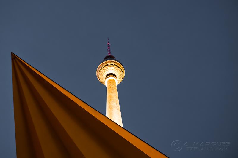 TV Tower (Fernsehturm) - Berlin