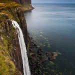 Mealt Falls and Kilt Rock, Isle of Skye