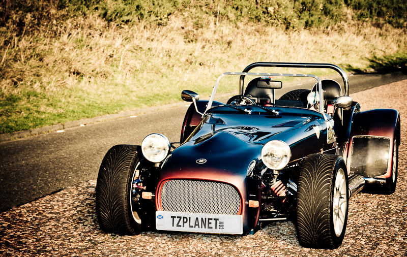 Tiger R6 Racing Car