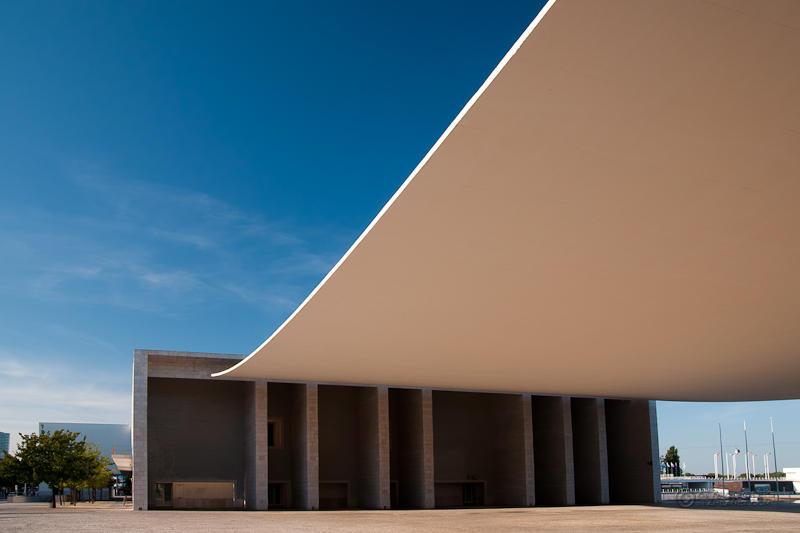 Portuguese National Pavilion - Pavilhao de Portugal