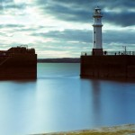 Newhaven Harbour Lighthouse (long exposure)