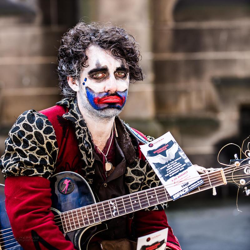 The Saddest Clown, Edinburgh Fringe 2012