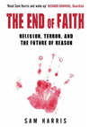 The end of Faith, Sam Harris, book cover